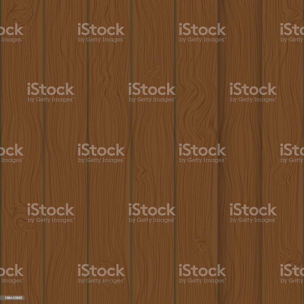 Brown boards Background  vector Illustration. vector art illustration