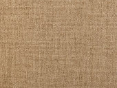 istock Brown flax linen canvas texture background 1263404270