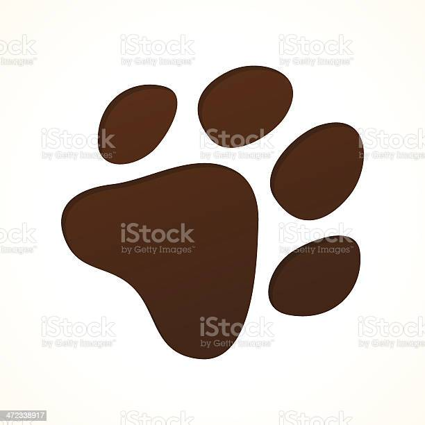 Brown footprint vector id472338917?b=1&k=6&m=472338917&s=612x612&h= z9zn 8gyaq9cd8b7dhufrdlvaicf6gjgbq5nauxwuc=