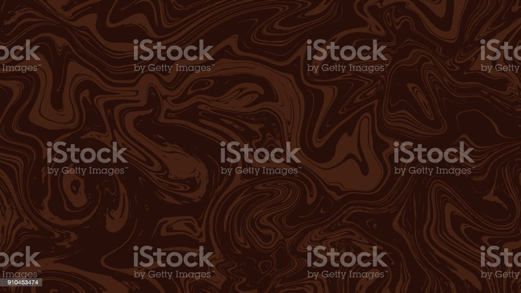 Brown Marble Textured Background
