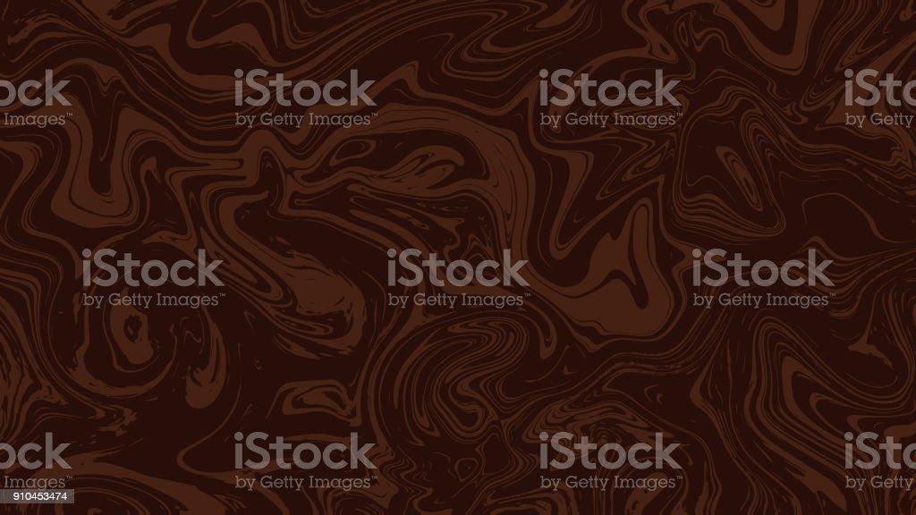 Brown Marble Textured Background vector art illustration