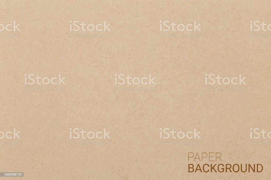 Brown paper texture background. Vector illustration eps 10 vector art illustration
