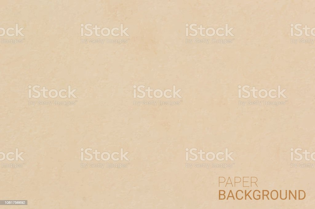 Brown paper texture background. Vector illustration eps 10. vector art illustration