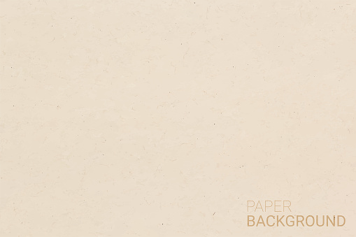 Brown paper texture background. Vector illustration eps 10. clipart