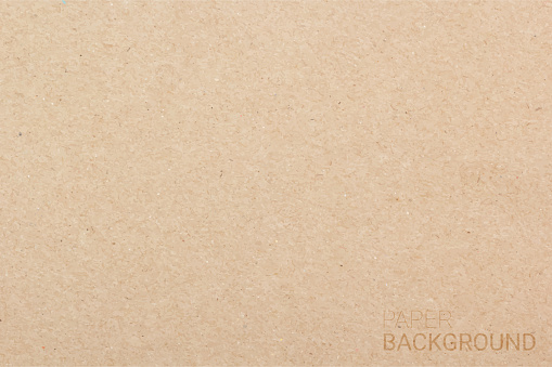Brown Paper Texture Background Vector Illustration Eps 10 - Immagini vettoriali stock e altre immagini di Arti e mestieri