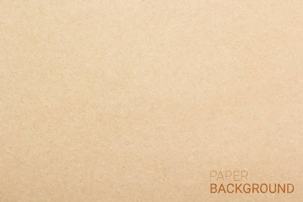 brown paper texture background. vector illustration eps 10 - vintage nature stock illustrations, clip art, cartoons, & icons