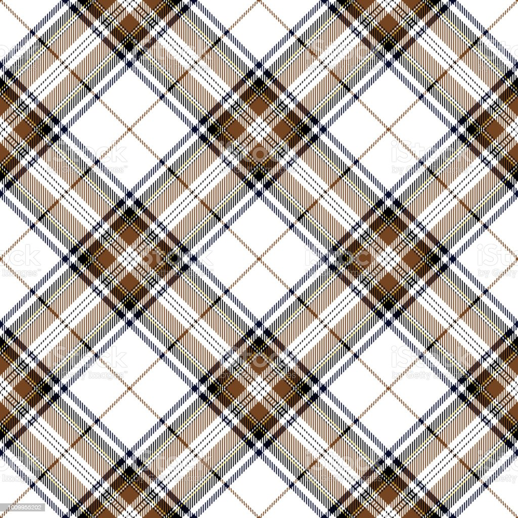brown scottish tartan plaid diagonal texture design stock vector art  brown scottish tartan plaid diagonal texture design royalty free brown scottish tartan plaid diagonal texture