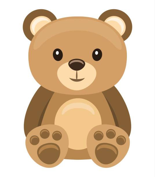 Royalty Free Teddy Bears Clip Art, Vector Images ...