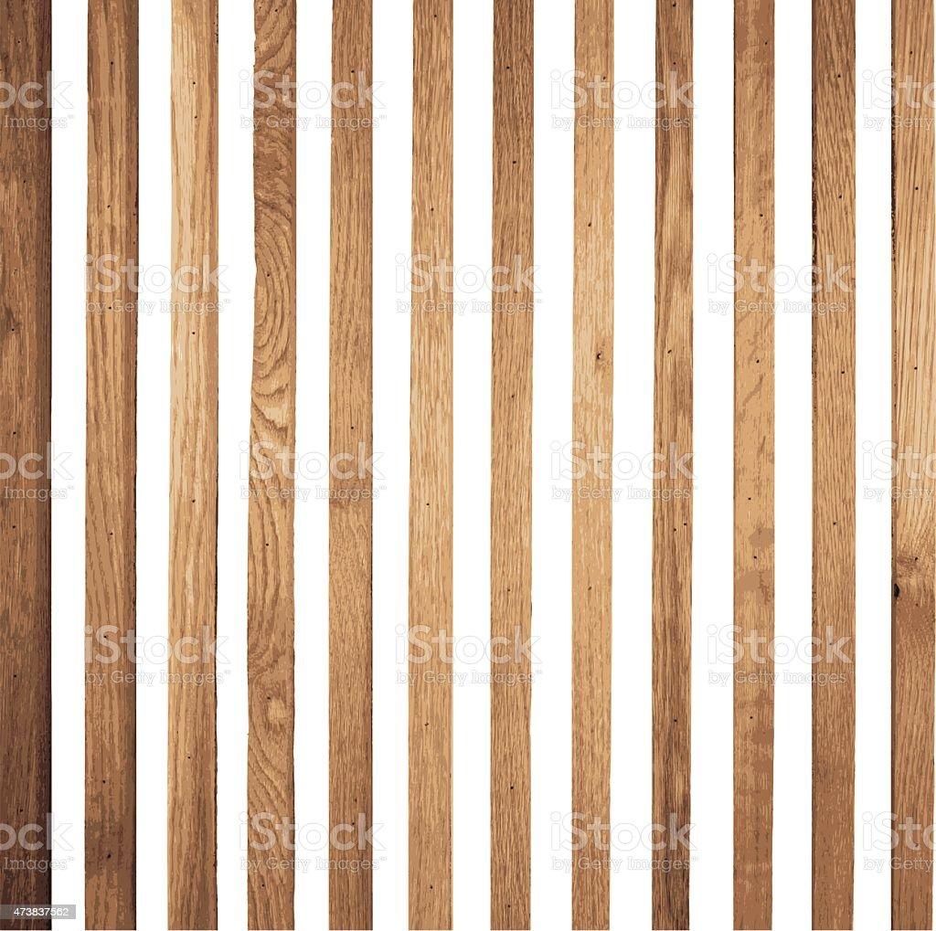 brown wood stripe background vector vector art illustration