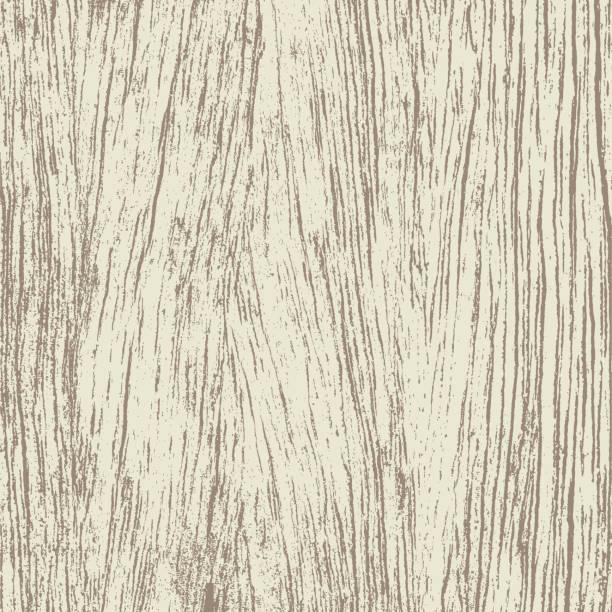 브라운 우드 애니메이션 배경 - wood texture stock illustrations