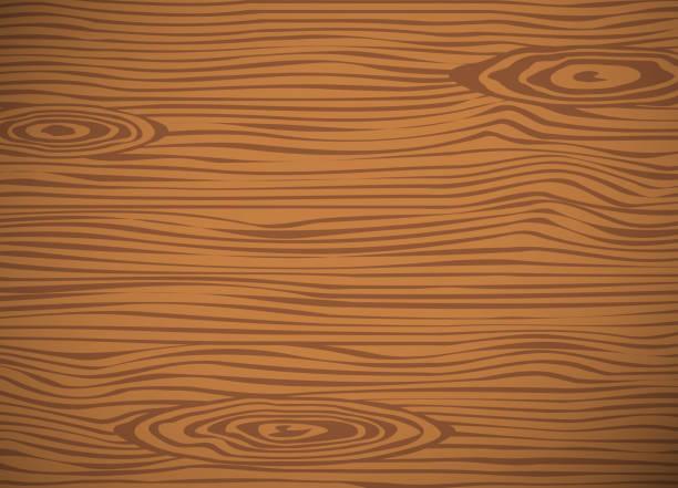 갈색 나무 절단, 절단 보드, 평방 벡터 나무 질감. - wood texture stock illustrations