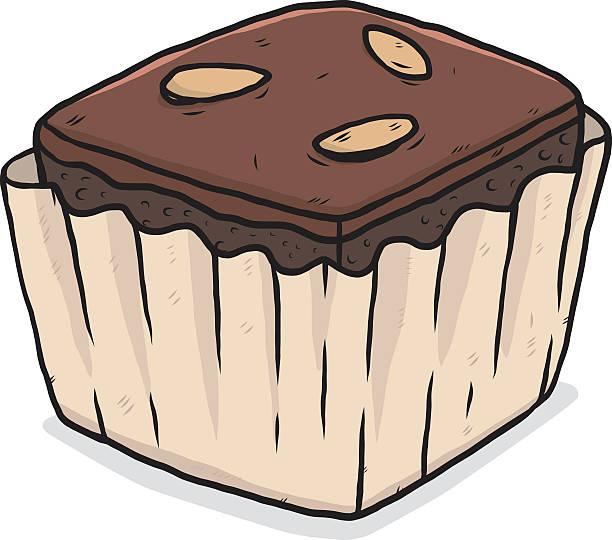 bildbanksillustrationer, clip art samt tecknat material och ikoner med brownie - brownie