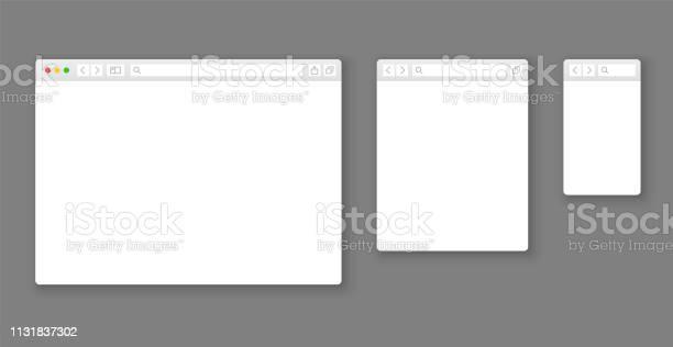 Browser mockups website different devices web window mobile screen vector id1131837302?b=1&k=6&m=1131837302&s=612x612&h=a36u5tg7e9xs63ux3 awumpnum5feecnfaetqw9abv4=