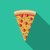 Bruschetta Pizza Icon