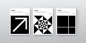 istock Brutalism Design Vector Cover Mockup 1251416469