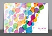 Bubble Cover design