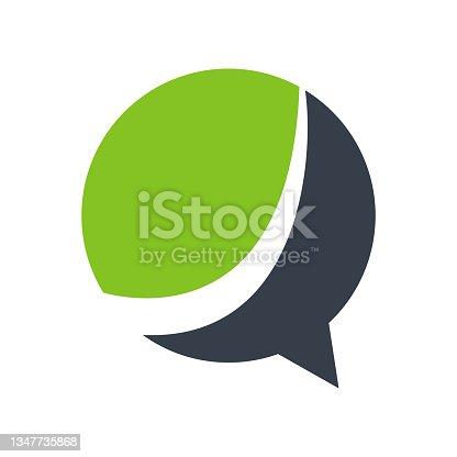 istock bubble speech symbol illustration 1347735868