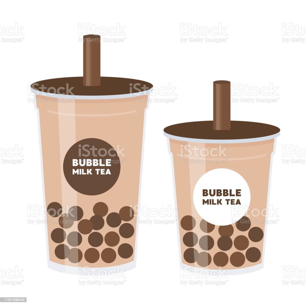 bubble tea or pearl milk tea vector illustration stock illustration download image now istock bubble tea or pearl milk tea vector illustration stock illustration download image now istock