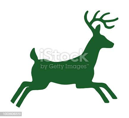 Download Hunting Deer Drawings Clipart White-tailed - Whitetail Deer Deer  Clipart Black And White, HD Png Download , Transparent Png Image - PNGitem
