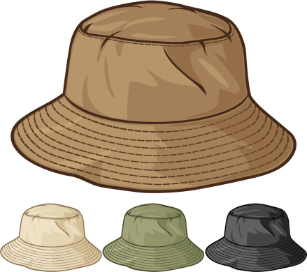 Download Purple Bucket Hat Illustration Transparent Png Svg Vector File