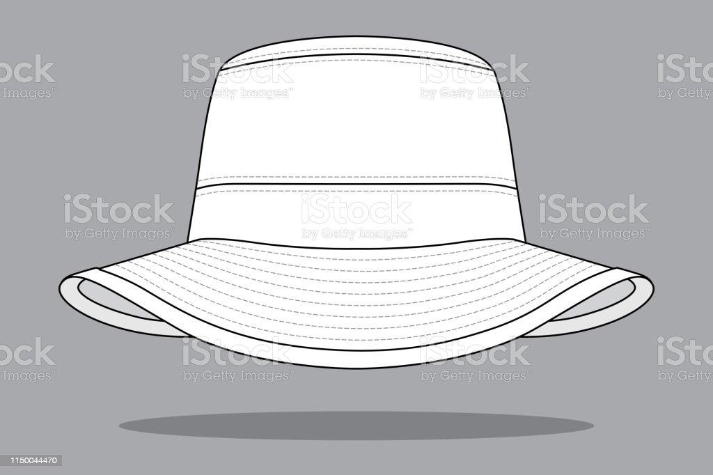 Thin Blue Line Bucket Hat Order 6728b D4aa9