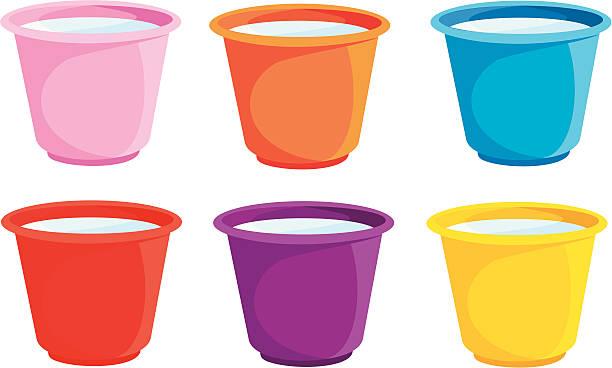 stockillustraties, clipart, cartoons en iconen met bucket icon - emmer