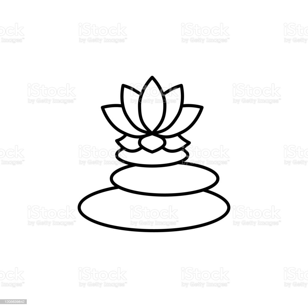 Buddhist Lotus Flower Icon Simple Line Outline Vector Religion Icons For Ui And Ux Website Or Mobile Application Stock Illustration Download Image Now Istock