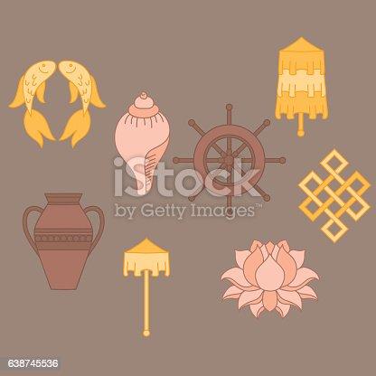 Buddhist Symbolism The 8 Auspicious Symbols Of Buddhism