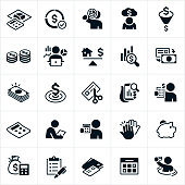 Budgeting Icons