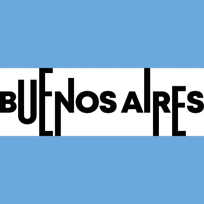 Buenos Aires Typography