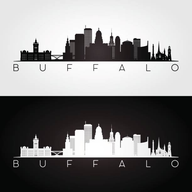 royalty free buffalo ny clip art vector images illustrations istock