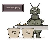 bug as a inspector of quality