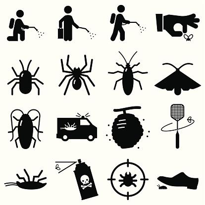 Bug Exterminators - Black Series