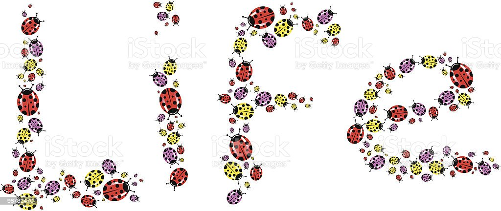 bug's life word royalty-free bugs life word stock vector art & more images of abstract