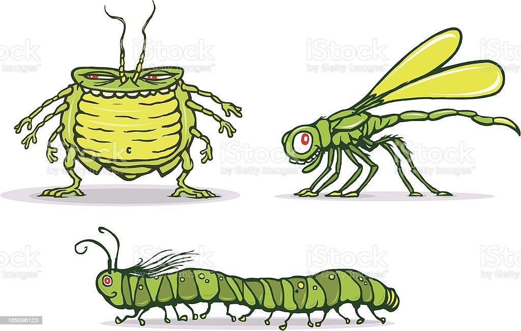 Repelente de insetos ou desenhos ilustração de repelente de insetos ou desenhos e mais banco de imagens de assustador royalty-free