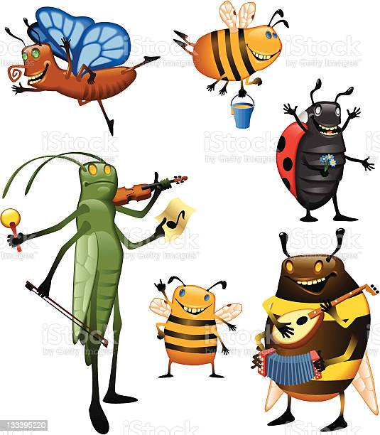 Bugs vector id133395220?b=1&k=6&m=133395220&s=612x612&h=rn touey0qkyxfinwahgszuqywfnbeqmptne5wqjjbc=
