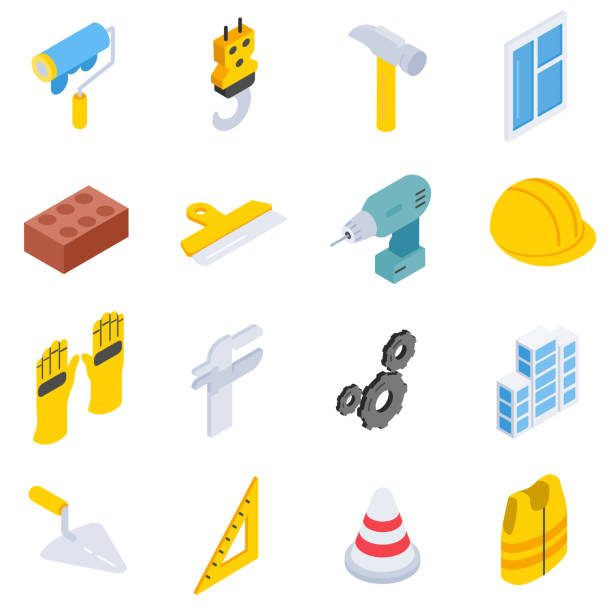royalty free roofing hammer clip art vector images illustrations