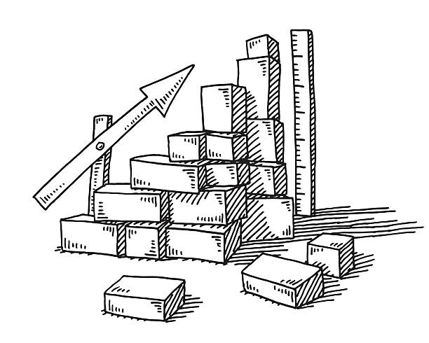 Royalty Free Stacking Blocks Clip Art, Vector Images