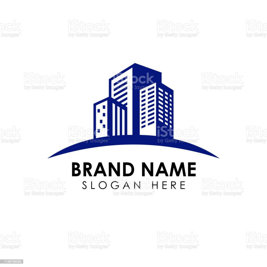 Building Construction Icon Symbol Design Template Building