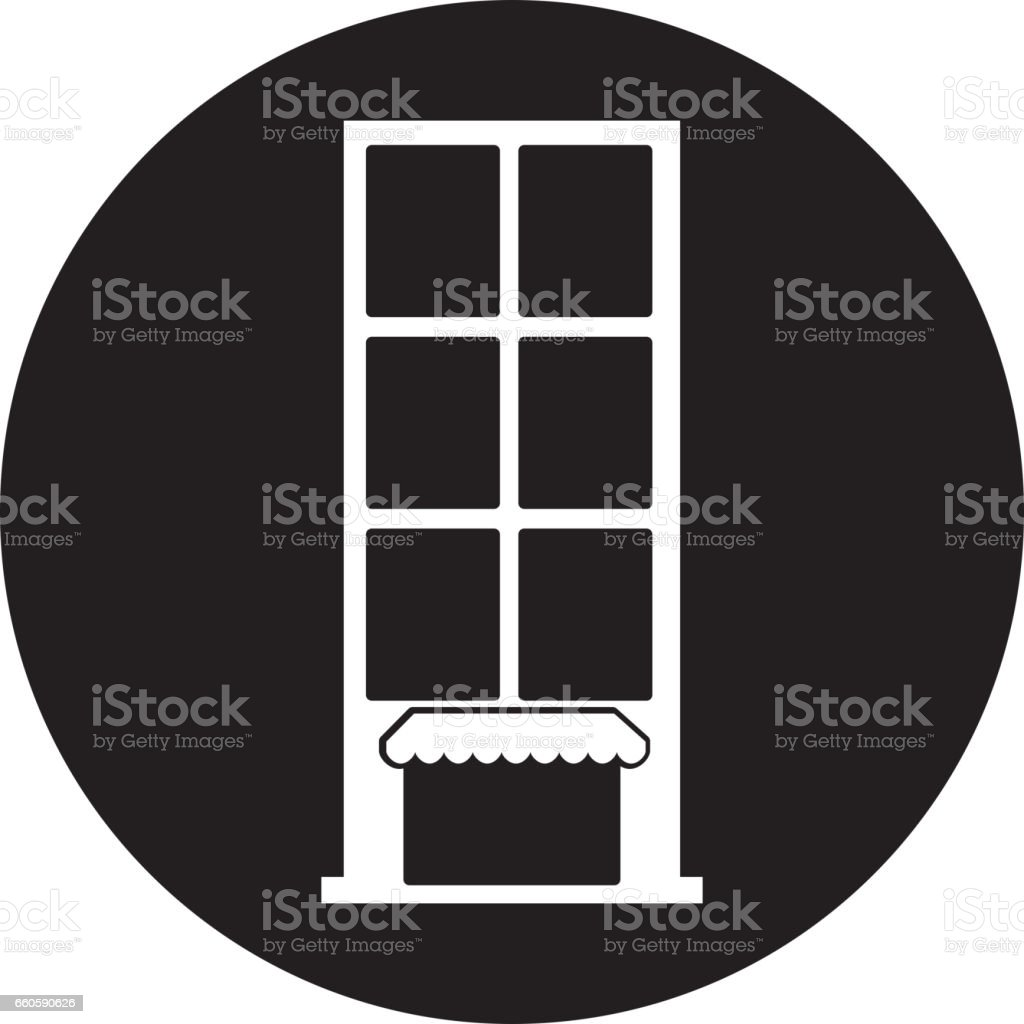 building exterior front isolated icon royalty-free building exterior front isolated icon stock vector art & more images of architecture