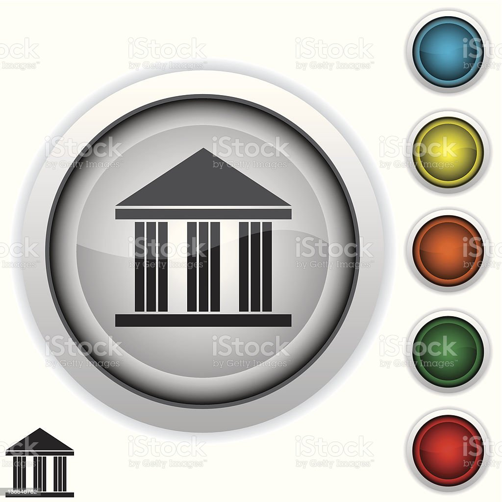 building icon royalty-free stock vector art