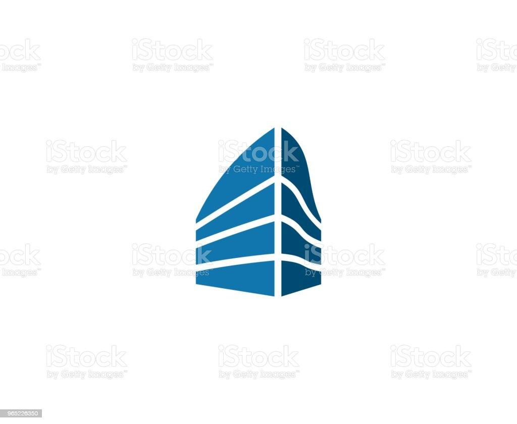 Building icon building icon - stockowe grafiki wektorowe i więcej obrazów abstrakcja royalty-free