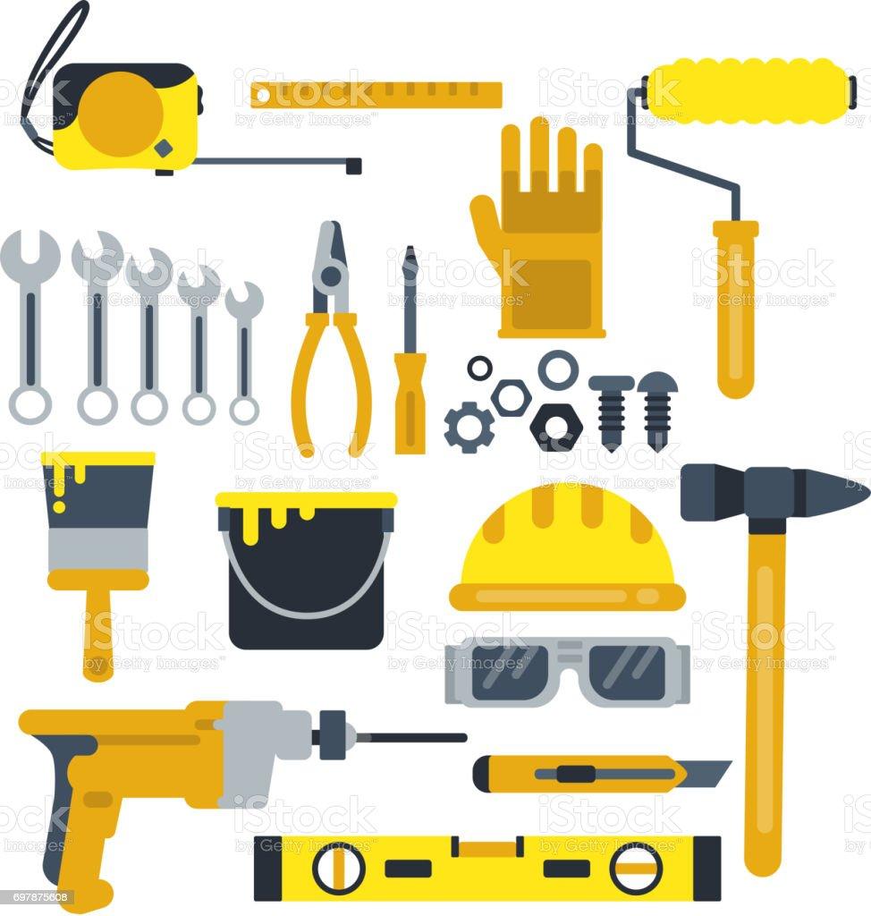 Construcci N O Reparaci N De Herramientas Casco De Trabajo  ~ Herramientas Pintor Profesional