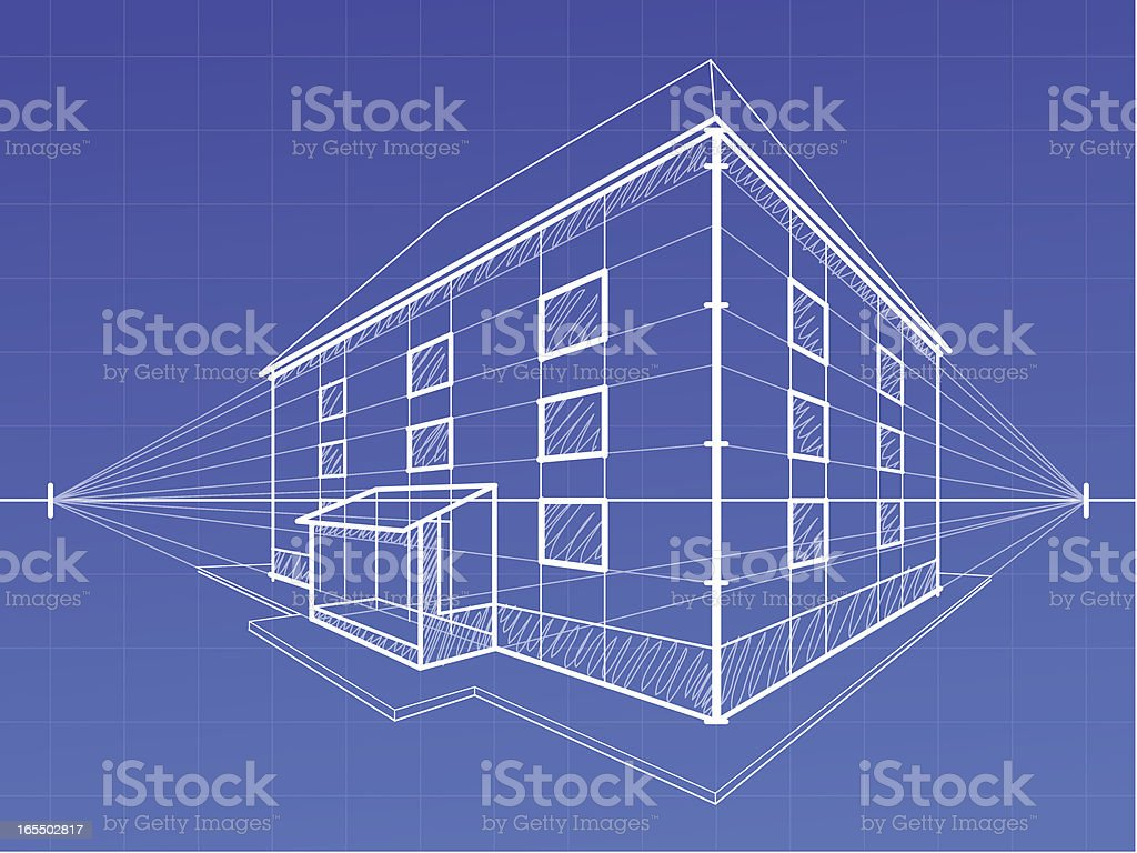 Building plan royalty-free building plan stock vector art & more images of angle
