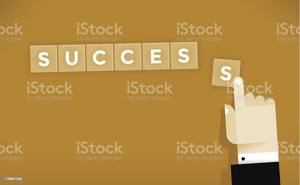 Building Success royalty-free building success stock vector art & more images of abstract