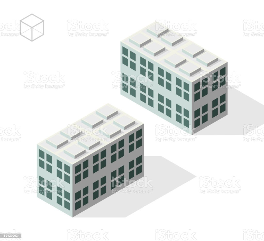 Building royalty-free building stock vector art & more images of apartment