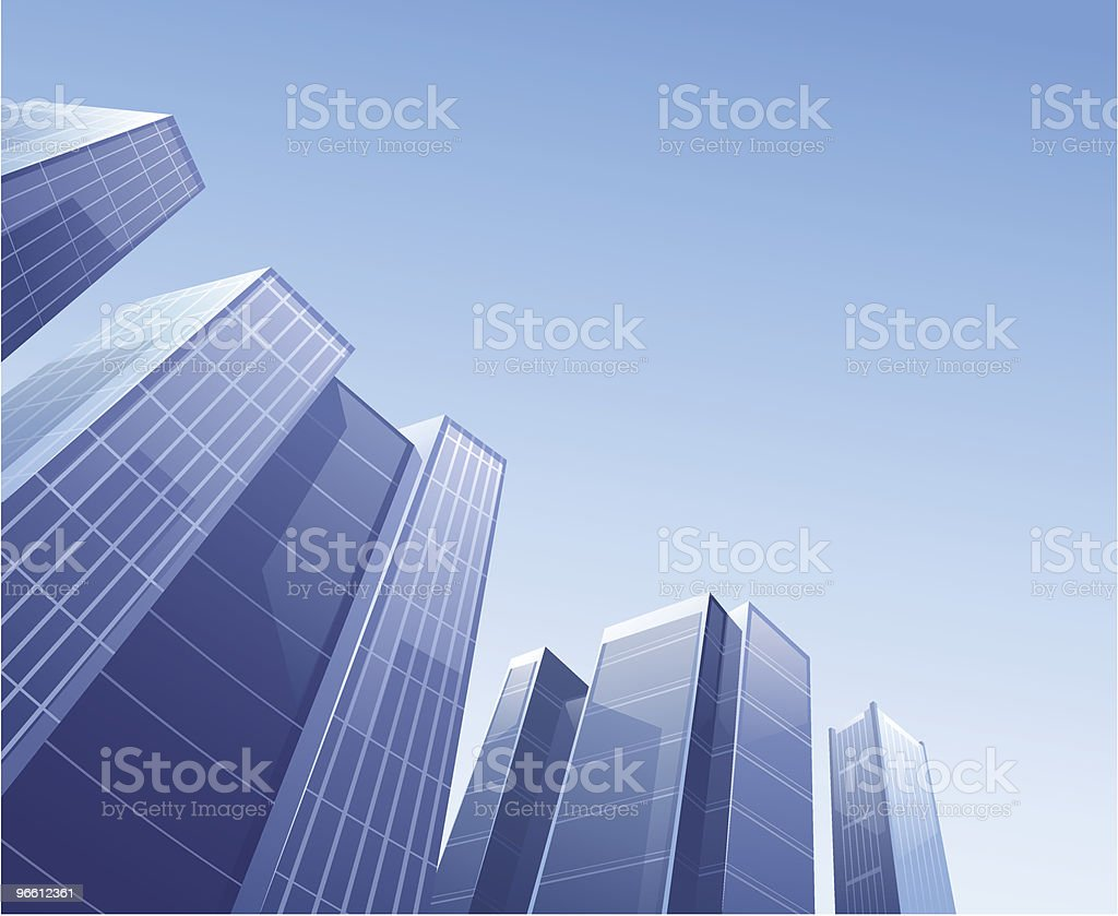Building royalty-free building stock vector art & more images of architecture
