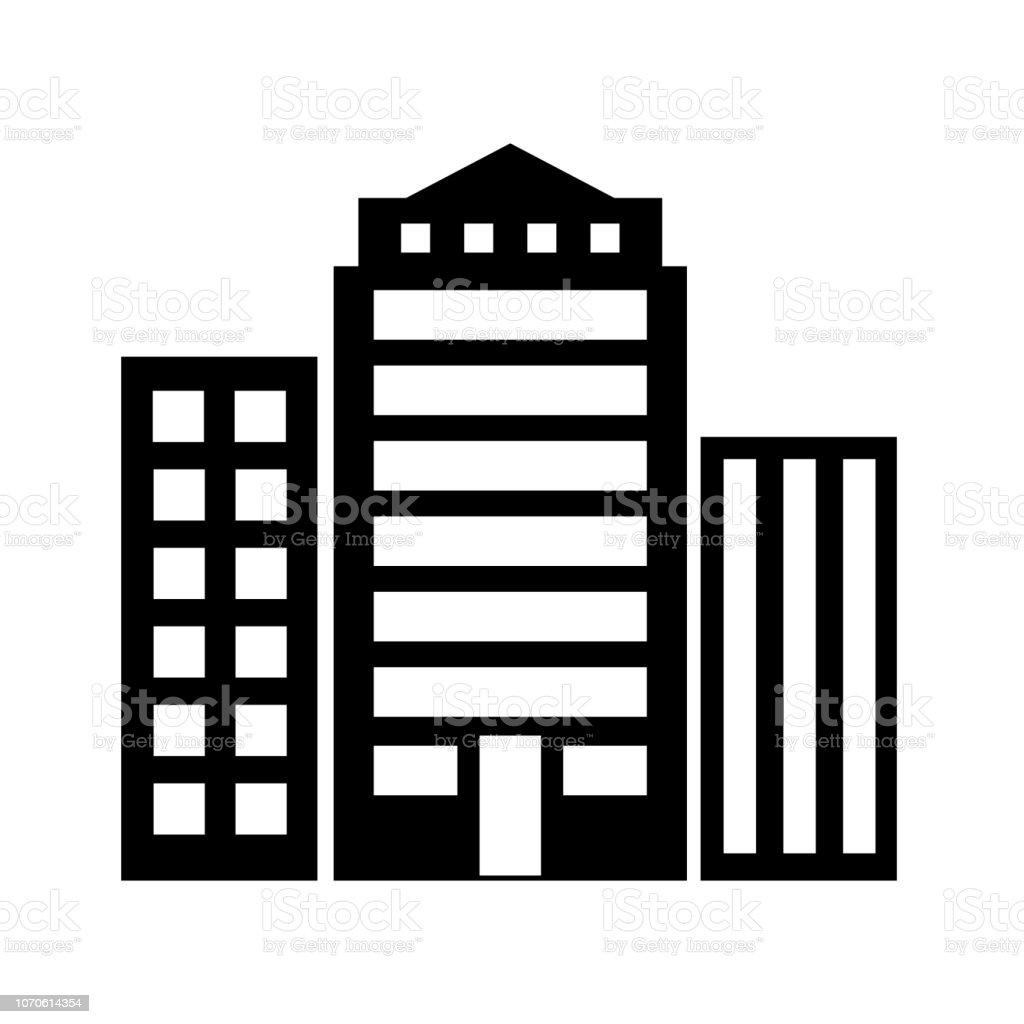 buildings-icon-architecture-symbol-vector-id1070614354