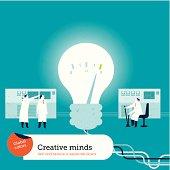 Bulb Creativity