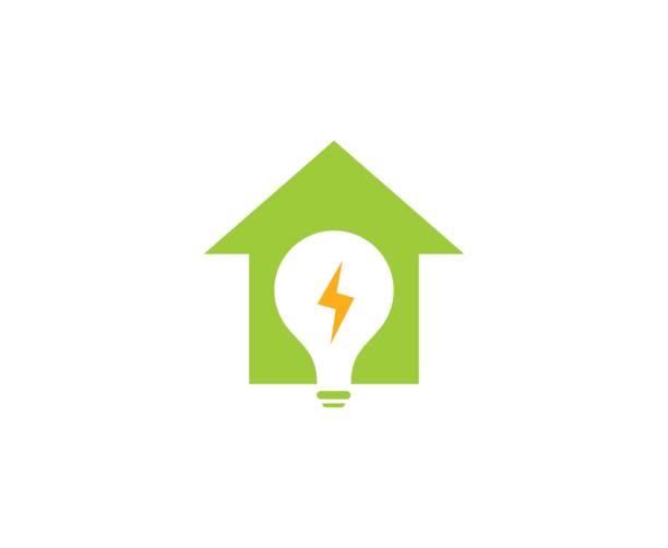 Bulb icon This illustration/vector you can use for any purpose related to your business. energy efficient stock illustrations